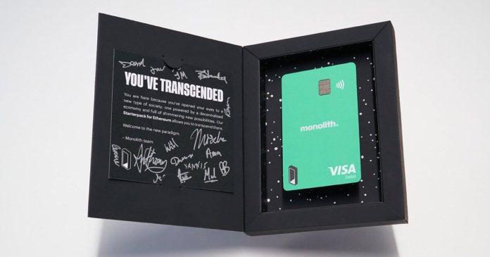 carte de crédit crypto